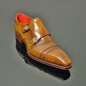 Image Jeffery-West-Double-Buckle-Monk-Shoes_Tan_001-300x300