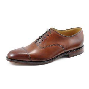Loak Shoes 1880 Range Aldwych Mahogany