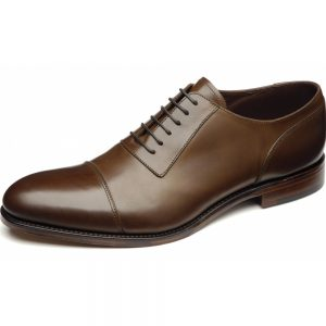Loake Shoes 1880 Range Churchill Brown