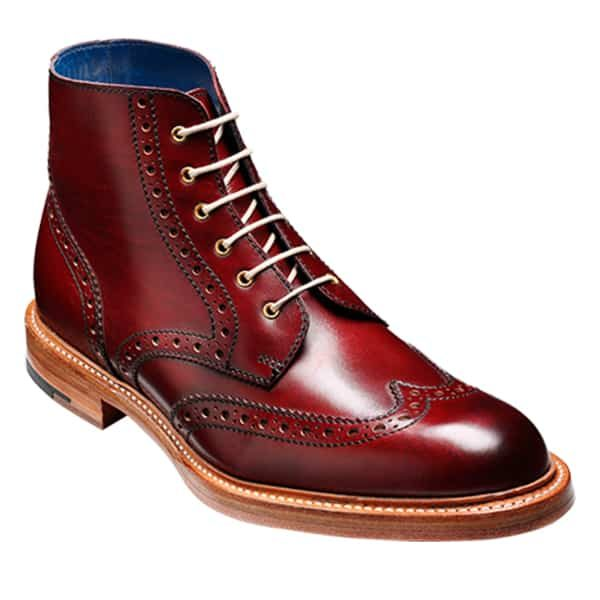 Butcher Leather Shoes 1