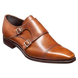Lancaster Leather Shoes 1