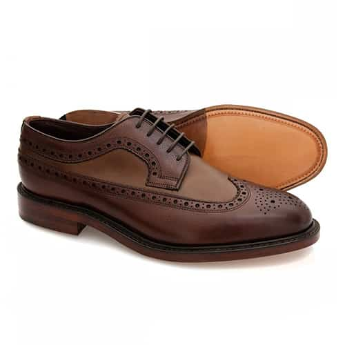Loake Brand Leather Shoes