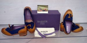 A classic shoe steeped in English tradition