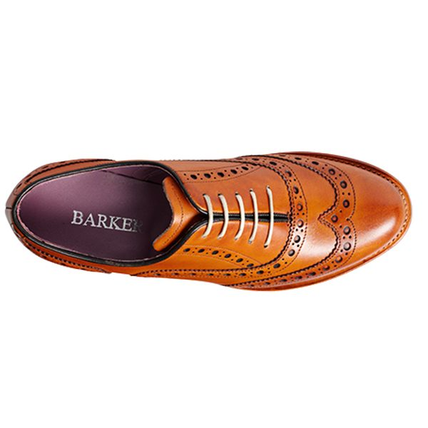 Sloane Cedar 3 Leather Shoes