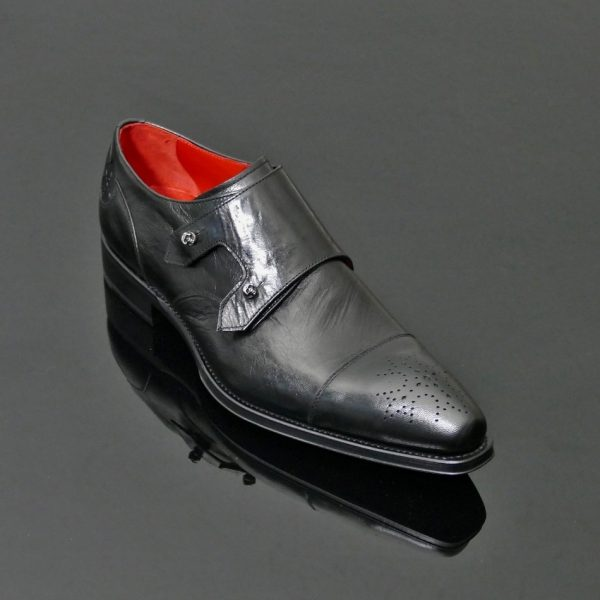 Crypt Double Strap Shoe