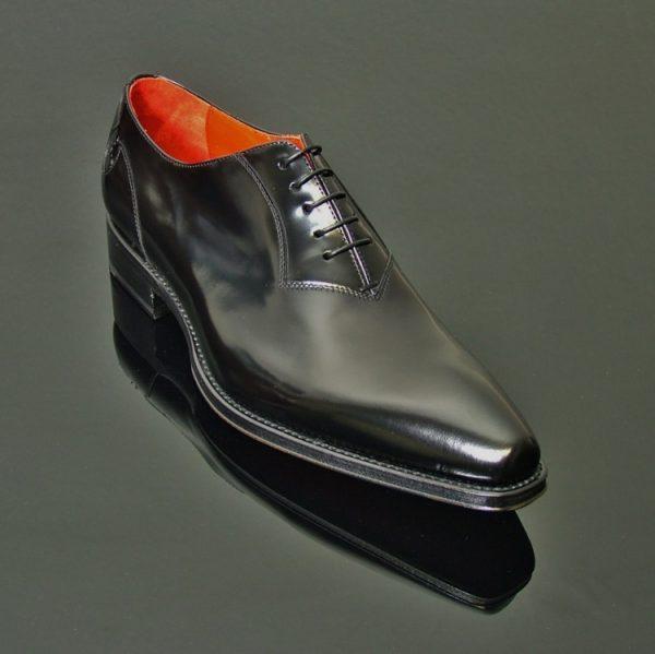 Lugosi Harker Plain Shoe