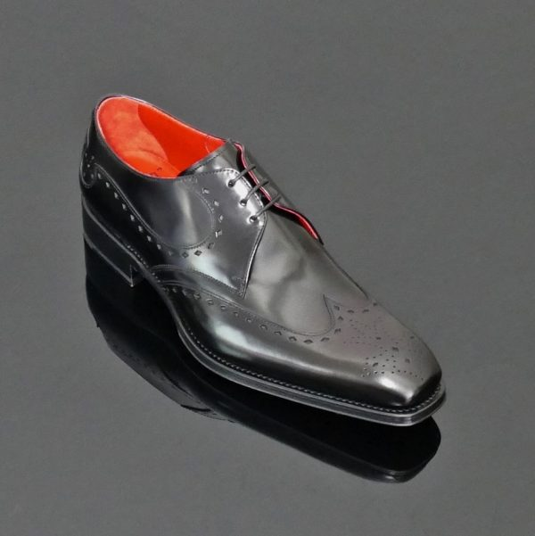 Taboo Atticus Wing Tip Gibson