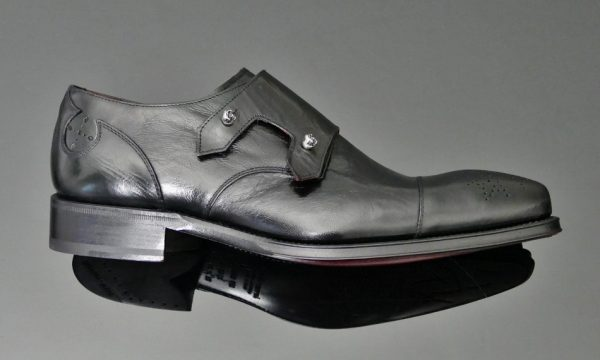 Black Lugosi Shoe