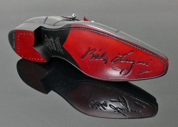 Lugosi Crypt Double Strap Shoe